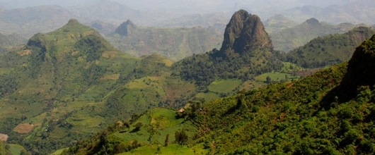 Simien Mountains Trekking, Ethiopia
